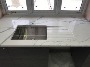 Kitchen Sinks Worktops - Inova Stone Slough