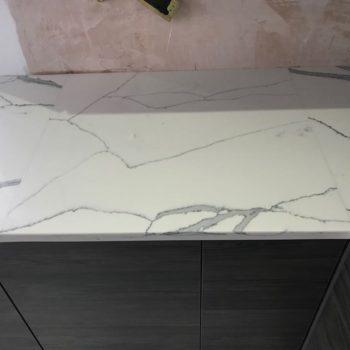 Quartz Kitchen Worktops - Inova Stone Slough