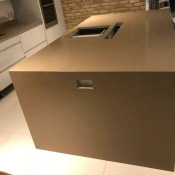 Bespoke Quartz Kitchen Worktops