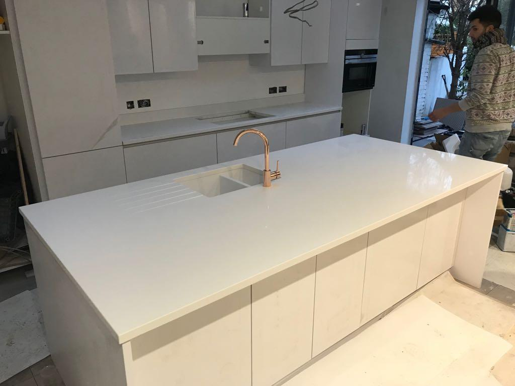 Quartz, Granite & Marble Worktops & Countertops - InovaStone UK