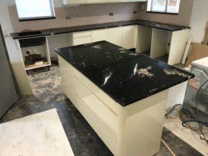 Granite Kitchen Worktops London