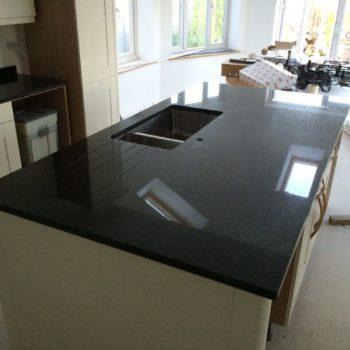 black-granite-worktops