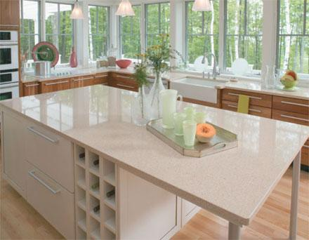How are quartz countertops made inovastone for Engineered quartz countertops