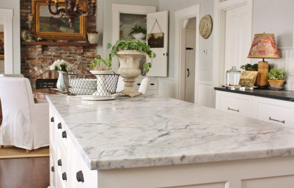 Pros And Cons Of Carrara Marble Countertops! Design Inspirations
