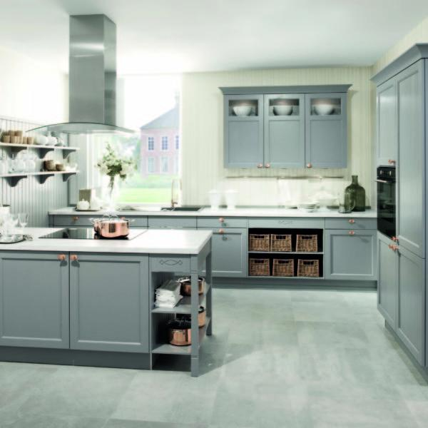 German Kitchen Designs: Modern,Tradditional & Shaker Designs In Slough