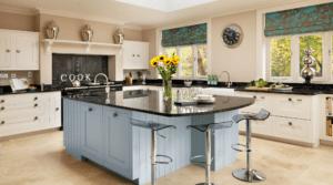 Modern Kitchen and worktops