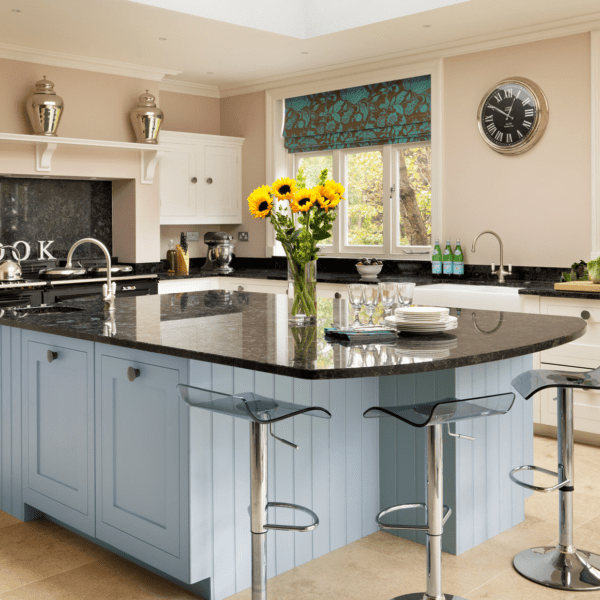 Modern Kitchen and worktops