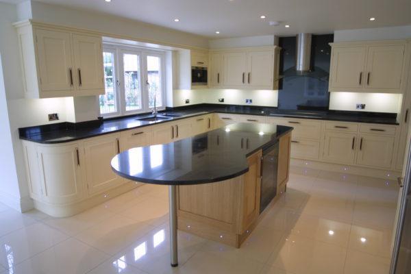 Granite Work Surfaces