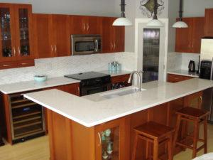 Advantages of White Quartz Countertops