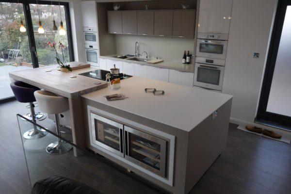 Kitchen Island Worktops