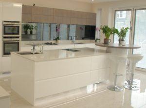 Lunastone Quartz Kitchen Worktops