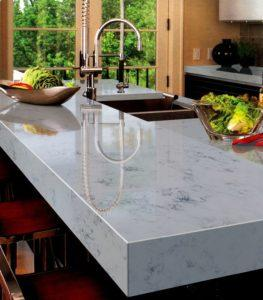 5 Advantages of Marbre Cararra stone for kitchen worktops