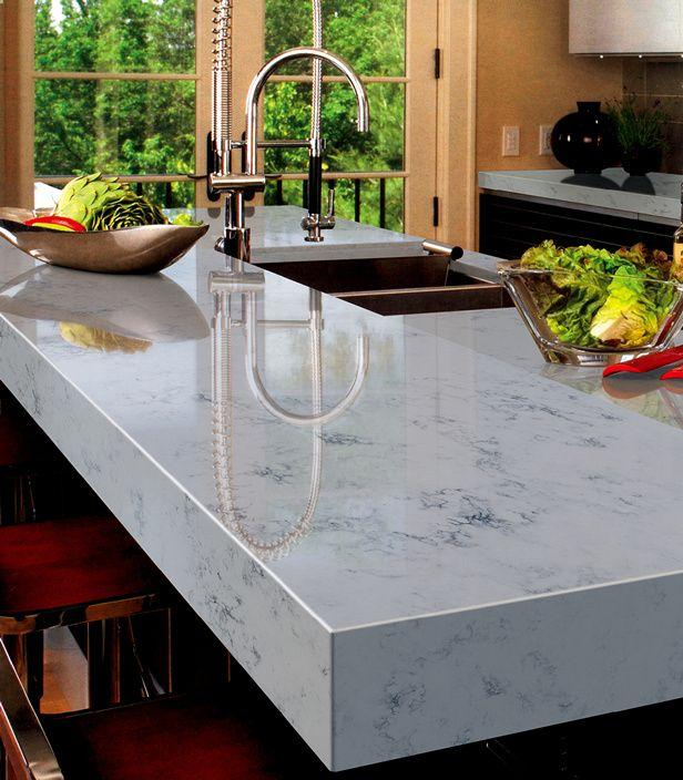 Kitchen Marble Worktops: 5 Advantages Of Marbre Carrara Stone For Kitchen Worktops