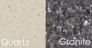 Granite Worktops vs Quartz Worktops – All You Need to Know!