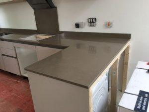 Bespoke Kitchen Quartz Worktops