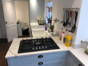 Bespoke Kitchen Quartz Stone Worktops