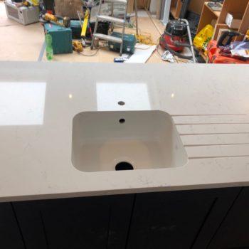 Kitchen Quartz Sinks Worktops