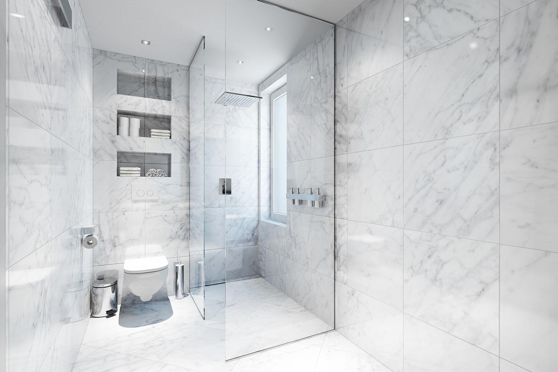 Bathrooms / Wet Rooms & Vanity Units - InovaStones Slough UK