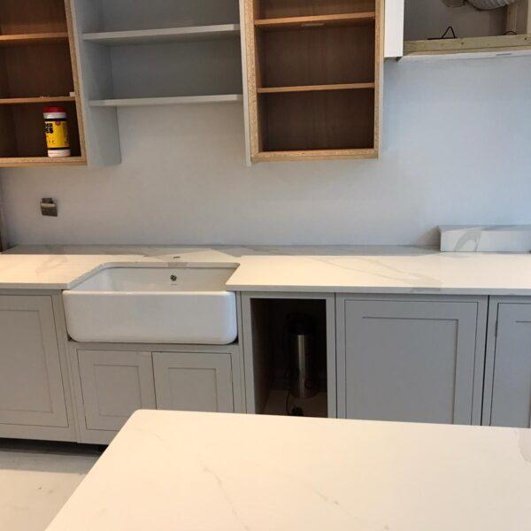 Qurtz Kitchen Worktops